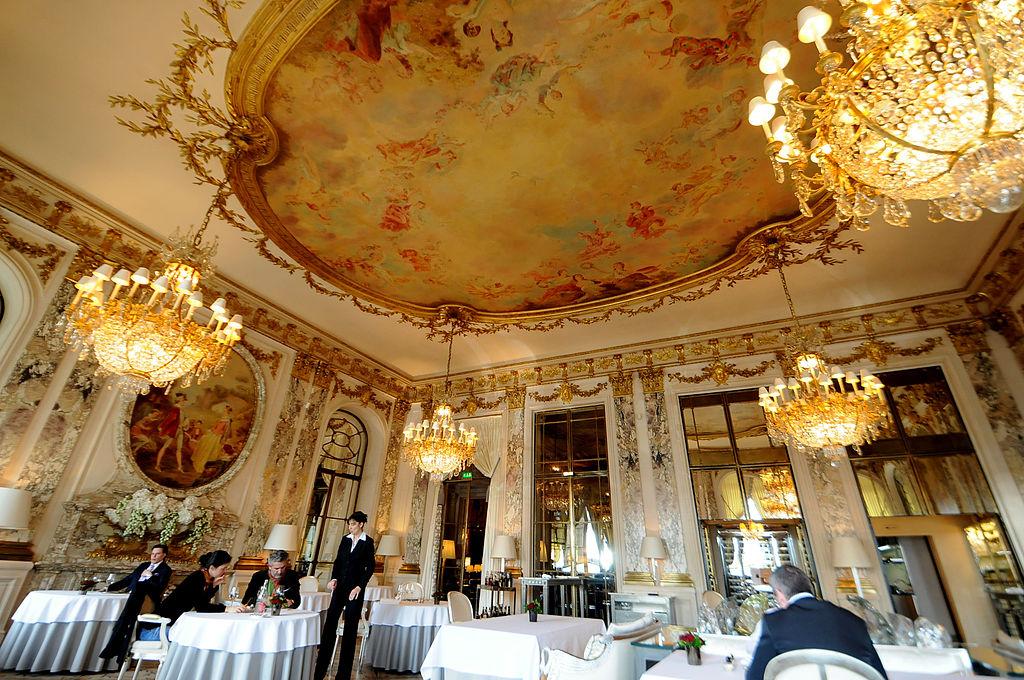 Les hôtels et restaurants gastronomiques de Paris